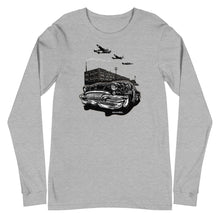 "Load image into Gallery viewer, Men's Bella+Canvas Long Sleeve ""Detroit Smoke II"""