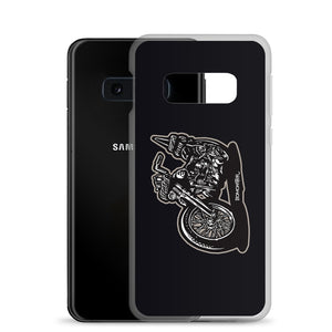 "Harley-Davidson Samsung Case ""Overnight Chopper"""