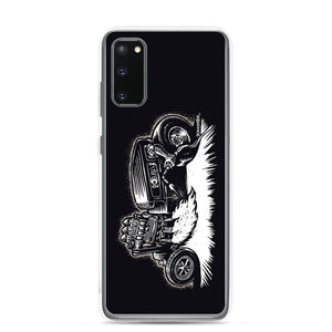 "Monster Hot Rod Samsung Case ""Got A Light?"""