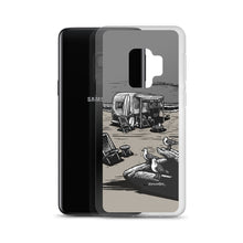 "Load image into Gallery viewer, ""Vintage Beach Trailer"" Samsung Case"