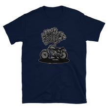 "Load image into Gallery viewer, Men's Bella+Canvas Tee ""Desert Sled"""