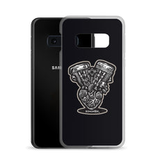 Load image into Gallery viewer, Harley ShovelPan Heart Samsung Case