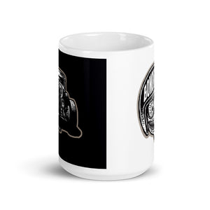 "Hot Rod Ceramic Mug ""A Rod"""