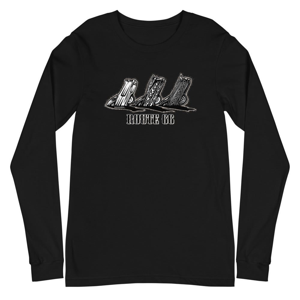 Men's Bella+Canvas Long Sleeve Tee