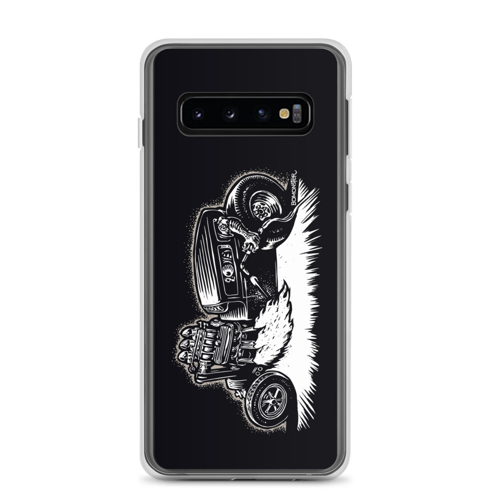 Monster Hot Rod Samsung Case