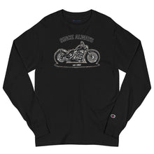 "Load image into Gallery viewer, Men's Champion Long Sleeve Shirt ""Since Always"""