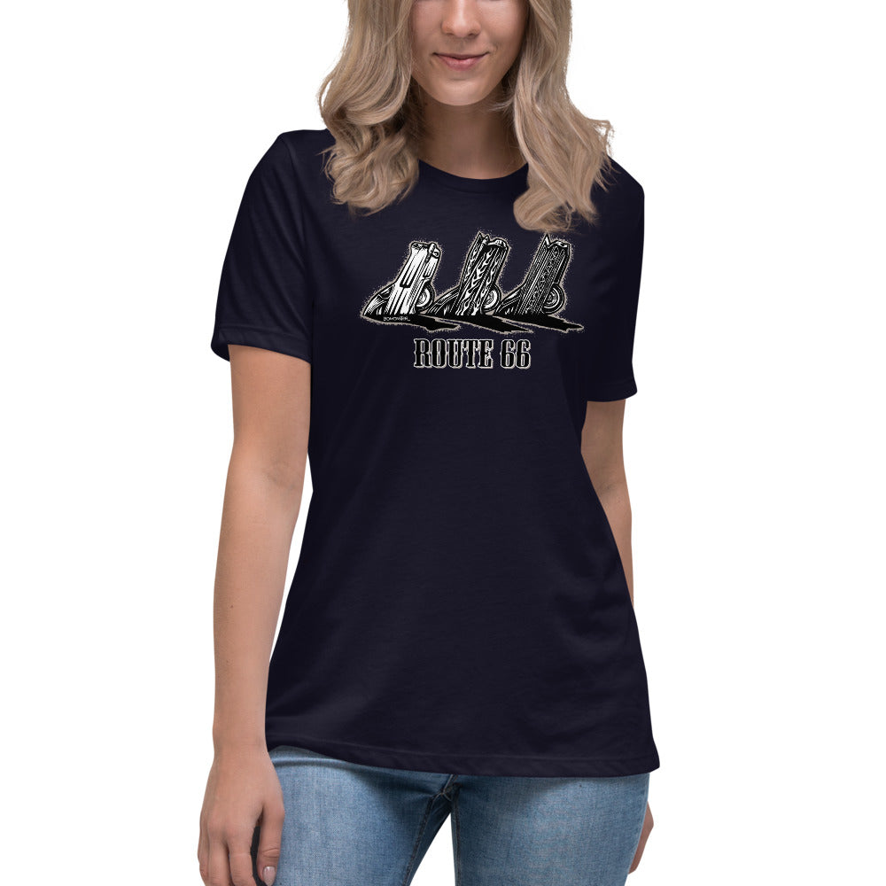 Women's Bella+Canvas Relaxed Tee
