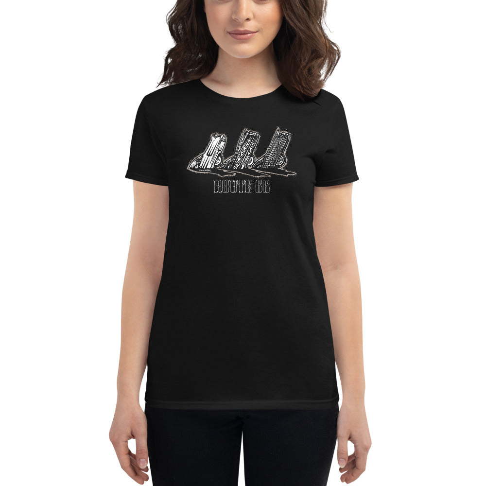 Women's Fashion Fit Tee
