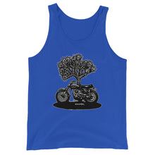 "Load image into Gallery viewer, Men's Comfy Tank Top ""Desert Sled"""