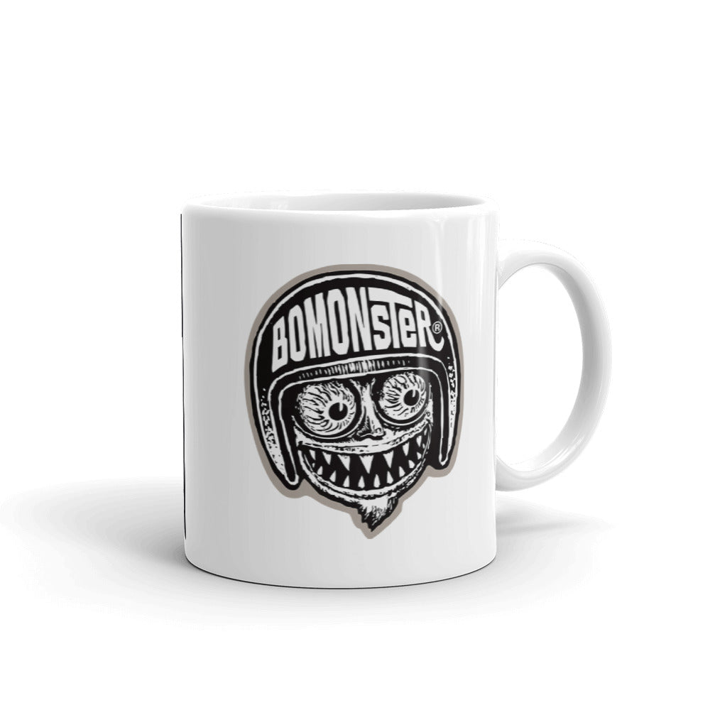 Hot Rod Ceramic Mug