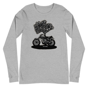 "Men's Bella+Canvas Long Sleeve ""Desert Sled"""