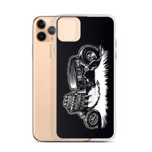 "Load image into Gallery viewer, Monster Hot Rod iPhone Case ""Got A Light?"""