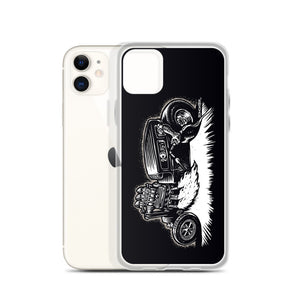 "Monster Hot Rod iPhone Case ""Got A Light?"""