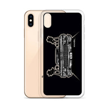 "Load image into Gallery viewer, Cadillac ""Bad Cad"" iPhone Case"