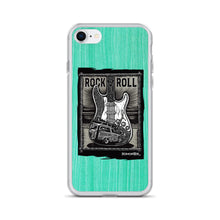 Load image into Gallery viewer, Surf Guitar Woody iPhone Case