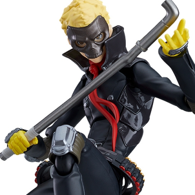 figma PERSONA5 the Animation スカル《19/10月預定》