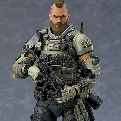figma CALL OF DUTY(R): BLACK OPS4 ルイン《20/12月預定》