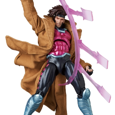 MAFEX X-MEN GAMBIT (COMIC Ver.)《21/3月預定》