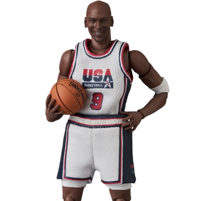 MAFEX Michael Jordan(1992 TEAM USA)《21/4月預定》