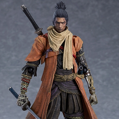 figma SEKIRO: SHADOWS DIE TWICE 隻狼《21/1月預定》