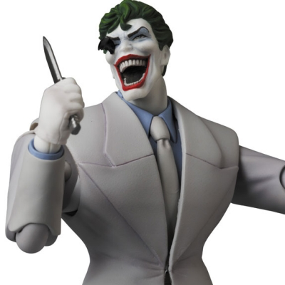 MAFEX JOKER The Dark Knight Returns《20/11月預定》