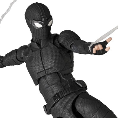 MAFEX SPIDER-MAN Stealth Suit《20/11月預定》