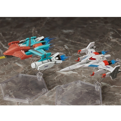 figma ギャラクシアン/ギャラガ Galaxian Galaxip GFX-D001a / Galaga Fighter GFX-D002f《20/9月預定》