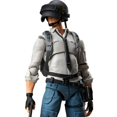figma PLAYERUNKNOWN'S BATTLEGROUNDS The Lone Survivor《20/5月預定》