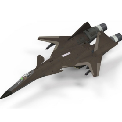 ACE COMBAT ADFX-01 For Modelers Edition ※不設寄送《21/3月預定》