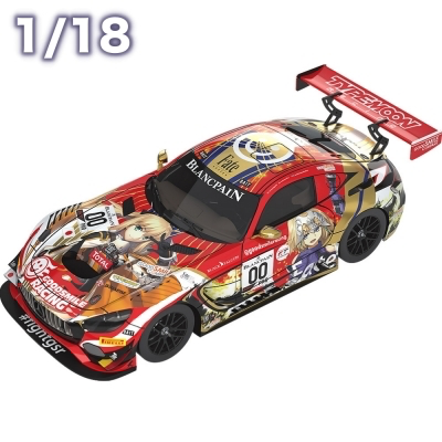 1/18 GOODSMILE RACING&TYPE-MOON RACING 2019 SPA24H Ver.《20/6月預定》
