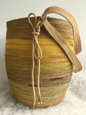 foraging basket backpack