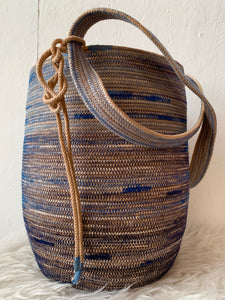 rope basket handmade in canada