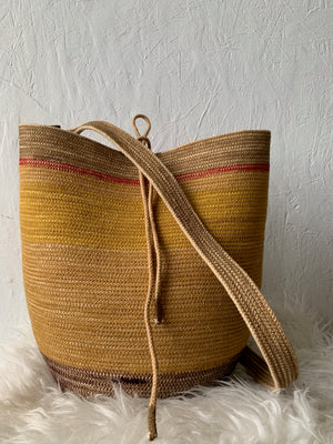 Desert Eclipse Foraging Basket