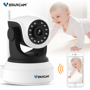 Baby Monitor - 2 Way Audio - Smart Camera With Motion Detection - Security IP Camera Wireless-WiFi