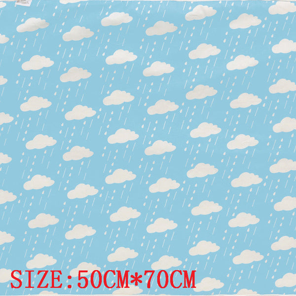 0-24m Changing Mat - Portable / Foldable / Washable / Waterproof