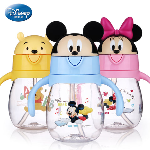 Disney Sippy Cup - Flip Lid / Leak-proof