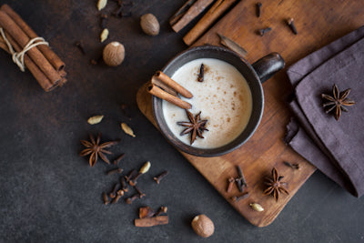 chai tea recipe_india origin botanical nectar_hygge drink feeling