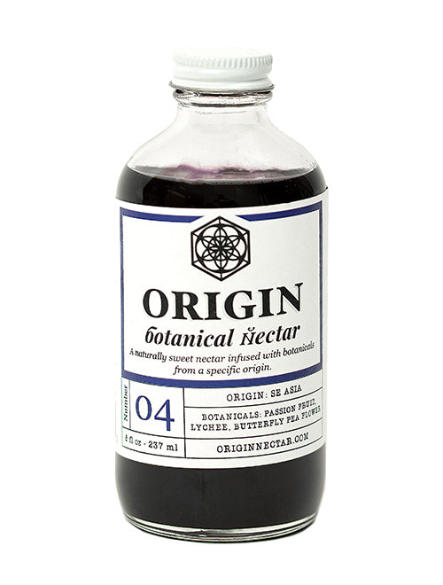 Origin-Botanical-Nectar-SE-Asia-Butterfly-Pea-Craft-Cocktail-Mocktail-Mixer-Syrup