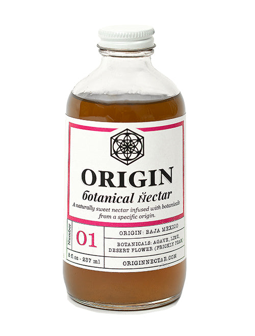 Origin-Botanical-Nectar-Baja-Prickly-Pear-Cocktail-Mixer-Syrup