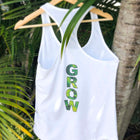 Go...Grow Tank Top