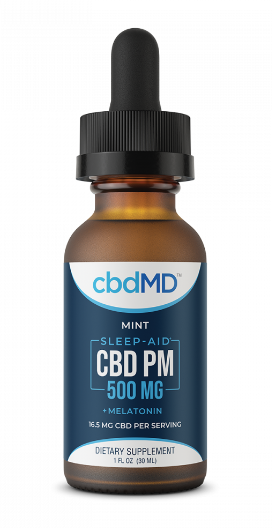 cbdMD Sleep-Aid Tincture