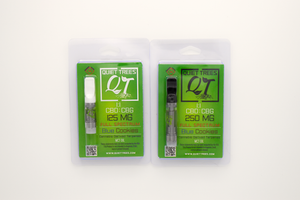 Quiet Trees CBD:CBG 1:1 Full Spec Vape Cartridge