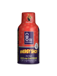 CBD Living Energy Shot 30mg