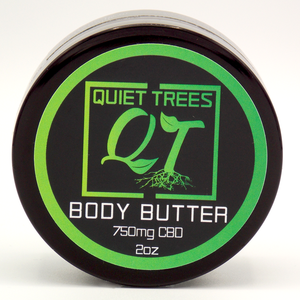 Quiet Trees Body Butter