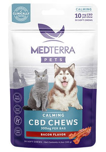Medterra Calming Pet Chews 10mg