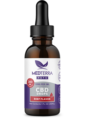 Medterra Pet Tincture