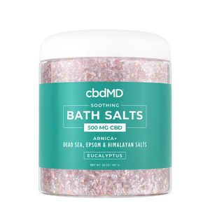 cbdMD Bath Salts 500mg