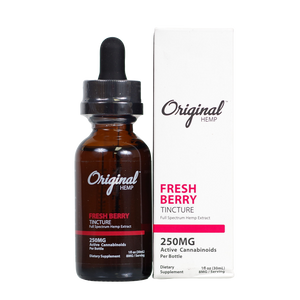 Original Hemp Full Spectrum Tincture