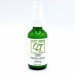 Quiet Trees 250mg Hemp Lotion