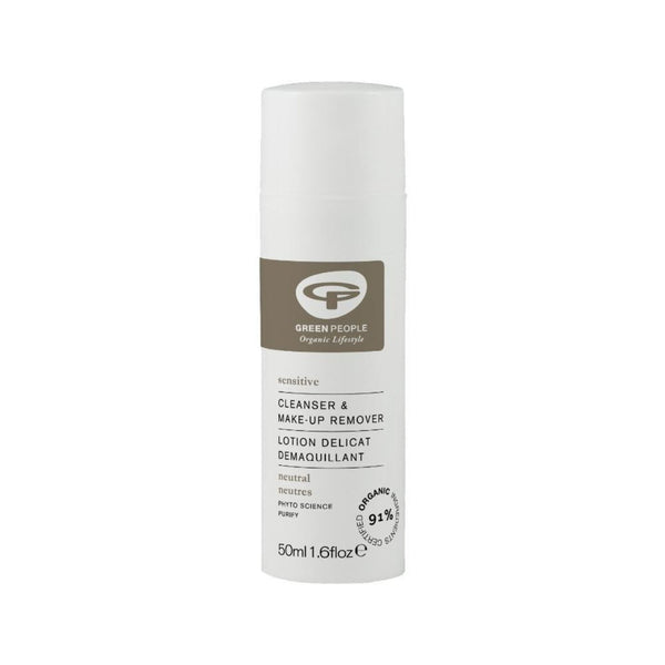 Green People Neutral Cleanser & Makeup Remover 50 ml